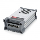 LTC LC-120-12 Rainproof High Efficiency 175~240V to 12V 10A 120W Switch Power Supply - Grey + Silver