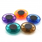 Round Magnetic Button Fridge - Navy Blue + Coffee (5 PCS)