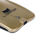 Linfox High-Power USB-CMCC Wireless-Netzwerkkarte - weiss + grau + Golden