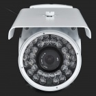 ZONEWAY ZW-NC863M-P Outdoor 1080P Waterproof IP Camera w/ P2P / ONVIF / 36-LED Night Vision - White