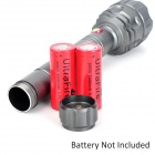 UltraFire MMT-002 LED 4-Mode 700LM White Flashlight - Gray (2 x 18650 / 26650)