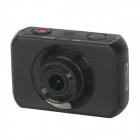 "SP11 2.0"" Touch Screen 5.0 MP CMOS Sport Camcorder w/ HDMI + 10M Waterproof - Black"