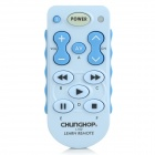 CHUNGHOP L102 Multifunctional 11-key Learning Remote Controller - White + Light Blue