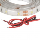 SENCART 3014 1M 60LED 4W 200lm 110000K 60-3014 SMD LED Cool White Light LED Strip - White (12V)
