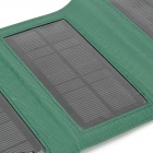 miniisw SW-5W80 Foldable 5W 8000mAh Solar Powered Panel - Green