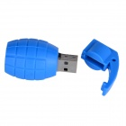 Cartone animato granata stile USB 2.0 Flash Driver Disk - blu (8GB)