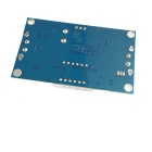 HZDZ 5A DC-DC Adjustable Step-down Module w/ Voltmeter - Blue