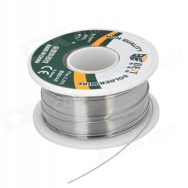 Buy BEST 0.4mm Flux 2.25% 60% Tin Solder Wire - Silver with Bitcoin with Free Shipping on Gipsybee.com