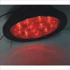 Auto Truck LED Stop / Turn / achterlicht Kit met Red Lens-rood