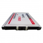 WBTUO BC168 Notebook PCMCIA USB 2.0 54MM Free Driver Expansion Card - Silver