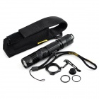 NITECORE P12 LED 950lm 7-Mode White Flashlight - Black (1 x 18650 / 2 x CR123A)