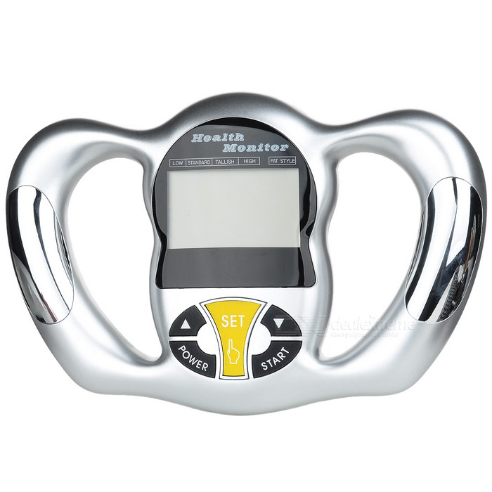 Body-Fat-Analyzer-and-Health-Monitor