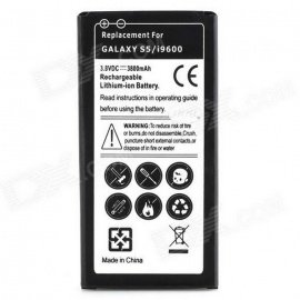 Replacement-3800mAh-Li-ion-Battery-for-Samsung-Galaxy-S5-Black