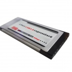 WBTUO LT402 Notebook SuperSpeed ​​5Gbps Express 2-Port USB 3.0 34mm NEC Expansion Card - Silver