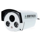 Cotier-TV-657WIP-CMOS-720P-IP-Camera-w-2-IR-LED-IR-CUT-White