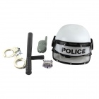 Cosplay Play House Toys - Police Set