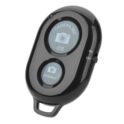 Bluetooth Remote Shutter for IPHONE / IPAD / IPOD - Black