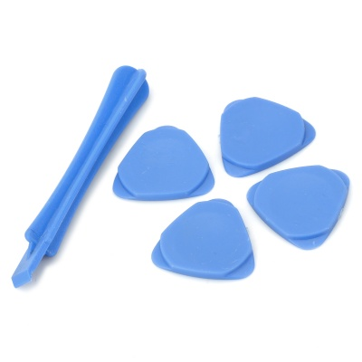 CK-5 Repairing Triangular Opening Tools + Prying Rod Set - Deep Blue
