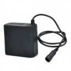 84V-8000mAh-Lithium-Ion-Rechargeable-8-x-18650-Waterproof-Battery-Black