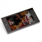 "KICCY K900S SC6820 Android 4.0 GSM Bar Phone w/ 5.3"" ,FM, Wi-Fi, Bluetooth - Gray"