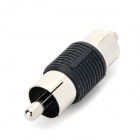 LSon RCA Male naar Male AV Adapter (5 PCS)