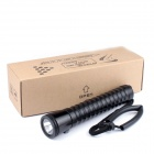 Brinyte DIV02 LED 450lm 1-Mode Cool White Diving Flashlight - Black (3 x AA)