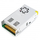 T-360-12 DC 12V 30A 360W Regulator Power Supply for LED Strip - Silver
