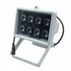 Surveillance Cameras 8-LED Infrared Fill Light - White