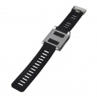 HH060 Wrist Watch Style Protective Wrist Watch Band Case for IPOD NANO 6 - Silver