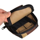 090 Handy 800D Water Resistant Fabric Tactic Tool Waist Bag - Woodland