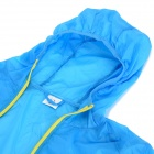 WindTour WT13514 Outdoor Sports Sunproof Polyester Jacket for Women - Sky Blue (S)