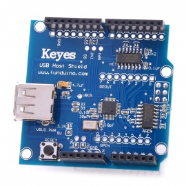 Funduino-USB-Host-Shield-Module-Supports-UNO-MEGA-for-Google-Android-ADK-Blue