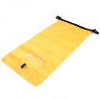 WindTour Multifunction Outdoor Waterproof Drifting Bag / Storage Bag - Yellow (33L)