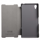 KALAIDENG Protective PU Leather Case Cover Stand for SONY XPERIA Z2 - Black
