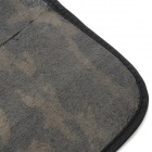MUXIN CAMP F022 bequeme Outdoor wasserdicht Anti-feucht-Picknick Mat w / Griff - in Camouflage