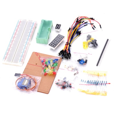 KT0021 Electronic Parts Pack for Arduino