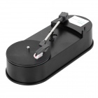 Relliance EC009B Mini Record to MP3 Player / Converter w/ USB / 3.5mm - Black