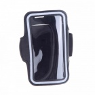 Sports Gym Arm Band Case Cover for for Samsung Galaxy S5 - Black
