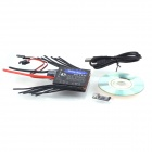 ZnDiy-BRY 30A 4-in-1 Brushless ESC w/ USB Link Software for Multicopter / FPV - Black + Red