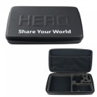 "Fat Cat 13"" One-Cam Anti-Shock EVA Case for GoPro - Black + White"