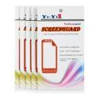 YI-YI Protective Clear ARM Screen Guard Film for Sony Xperia Z1 Mini / D5503 - Transparent (5 PCS)