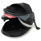 Multi-funksjon Bike Cycling Saddle Bag - Svart
