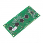"MOT 4.5"" Microcontroller Development LED Backlit Blue LCD for Raspberry Pie / Arduino - (3.5~5V)"
