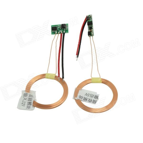 TENYING WCTRS Wireless Charging Transmitter +Receiver Solution Module + Power Connector