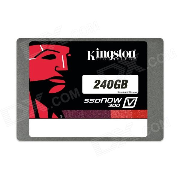 Buy Kingston Digital SV300S37A/240G 240GB Solid State Drive with Litecoins with Free Shipping on Gipsybee.com