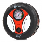 Portable-Car-Bicycle-Motor-Vehicle-Tire-Air-Compressor-(12V)-Black-2b-Red-2b-Multi-Colored