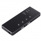 OUMILY OML-605-HEISE Portable Digital Voice Recorder w/ 8GB ROM - Black