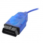 VAGKKL409 1USB Diagnostic Cable for Toyota / Audi - Black + Blue