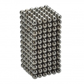 3 Mm DIY Magneet Ballen Educatief Speelgoed Set (432 PCS)