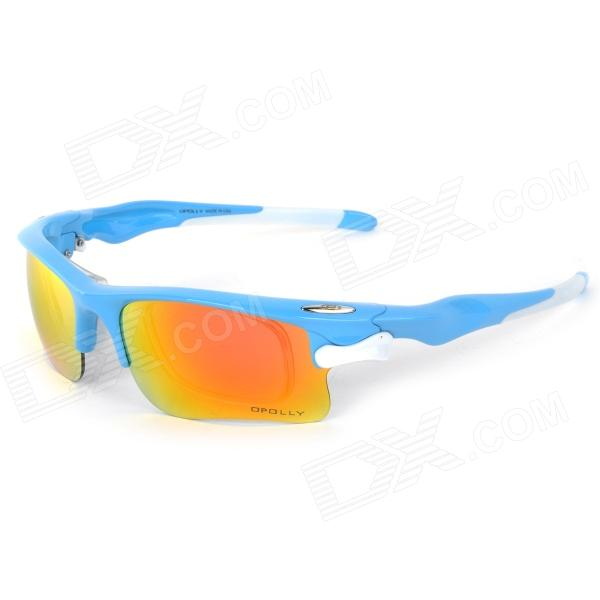 423a978f3a OPOLLY OP105 Cycling PC Polarized Sunglasses w  Replacement Lens ...